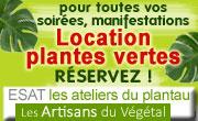 les ateliers du plantau, Horticulture, pepiniere, entretien espaces verts, sous traitance industrielle - chatte st marcellin isere 38 drome 26