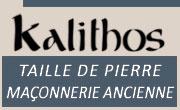 kalithos, taille de pierre maconnerie ancienne isere drome rhone alpes