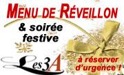 Les 3a Brasserie Restaurant St Marcellin isere accueil de groupe
