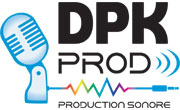 DPK production audiovisuelle creation sonore habillage - isere rhone alpes
