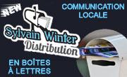 Sylvain Winter Distribution en boîtes aux lettres Tullins Vinay Saint Marcellin - isere 38