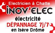 electricien st marcellin isere 38 drome 26 chauffage electrique