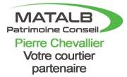 MATALB Patrimoine Conseil Credit immobilier - Prêt meilleur taux - Assurance - Placement - Defiscalisation Saint Marcellin