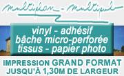 Multiplan Multipub - Reprographie, Marquage adhésif, Impression numérique - St Marcellin Isere 38 drome 26