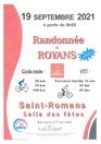 Lelienlocal.com, petites annonces gratuite à Saint marcellin: RANDONNEE CYCLO ROUTE ET VTT DU ROYANS