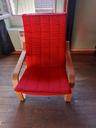 Lelienlocal.com, petites annonces gratuite à Saint marcellin: Vends fauteuil IKEA