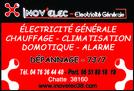 Lelienlocal.com, petites annonces gratuite à Saint marcellin: Inov'elec - Electricité génerale